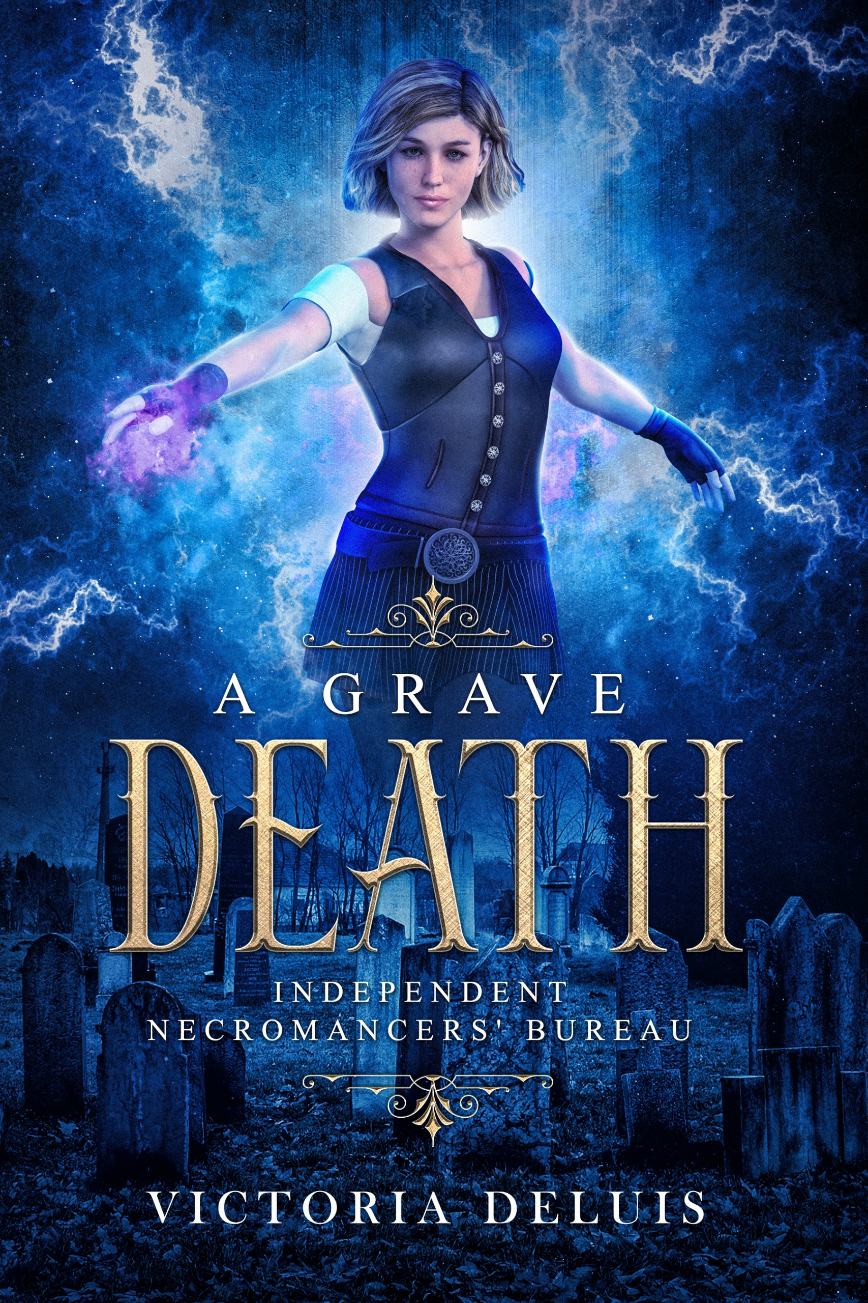 A Grave Death: Independent Necromancers' Bureau